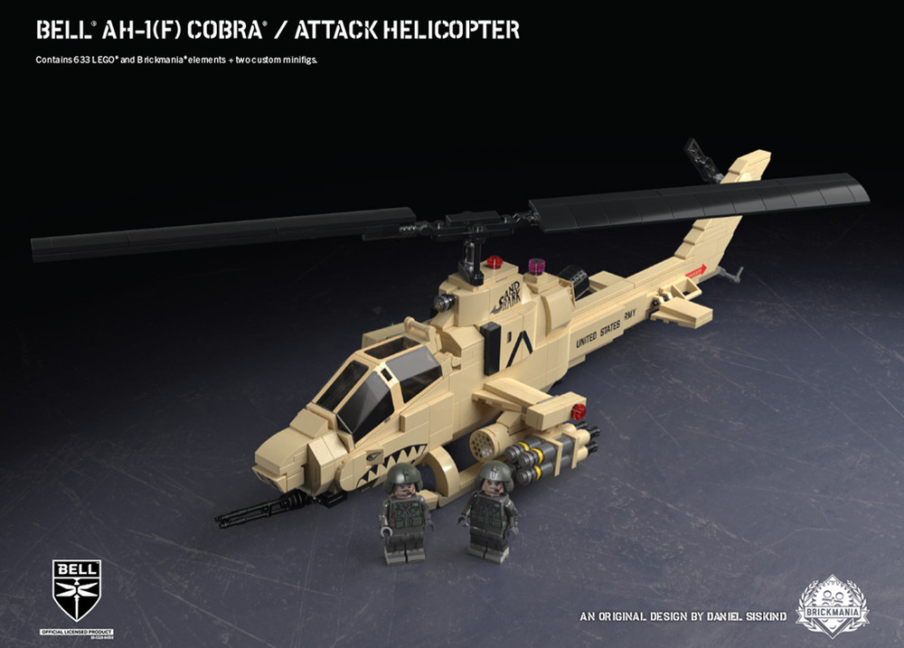 Bell® AH-1(F) Cobra® - Attack Helicopter