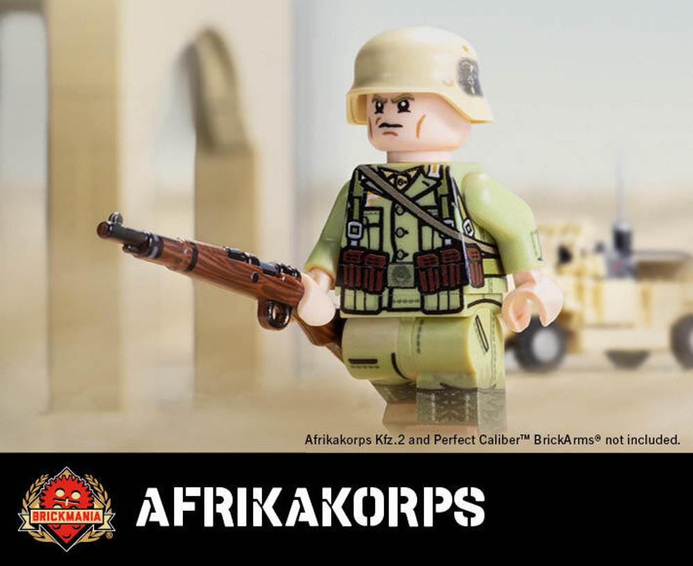 Afrikakorps - K98 - Minifig of the Month