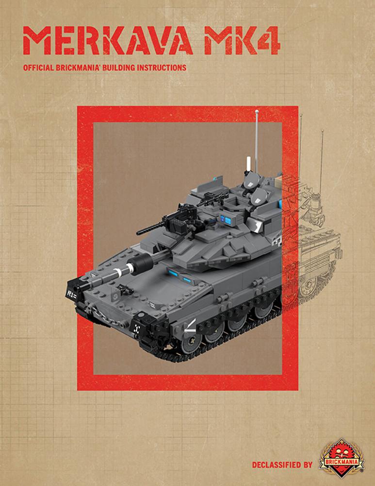 Merkava MK4