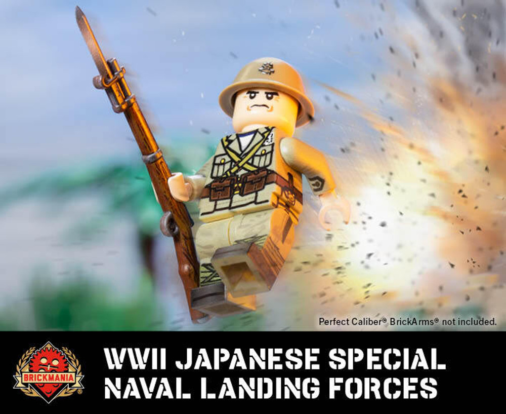 WWII Japanese Special Naval Landing Forces
