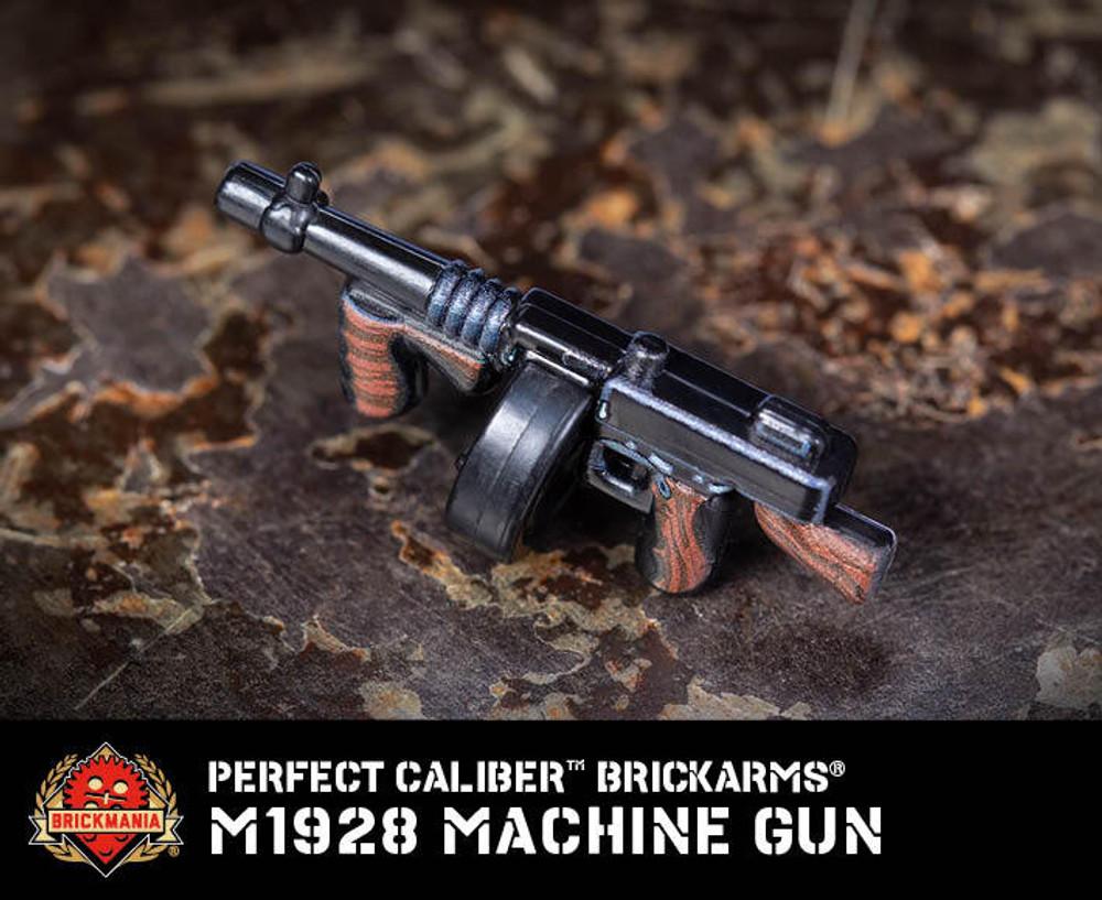 Perfect Caliber™ BrickArms® 1928 Machine Gun