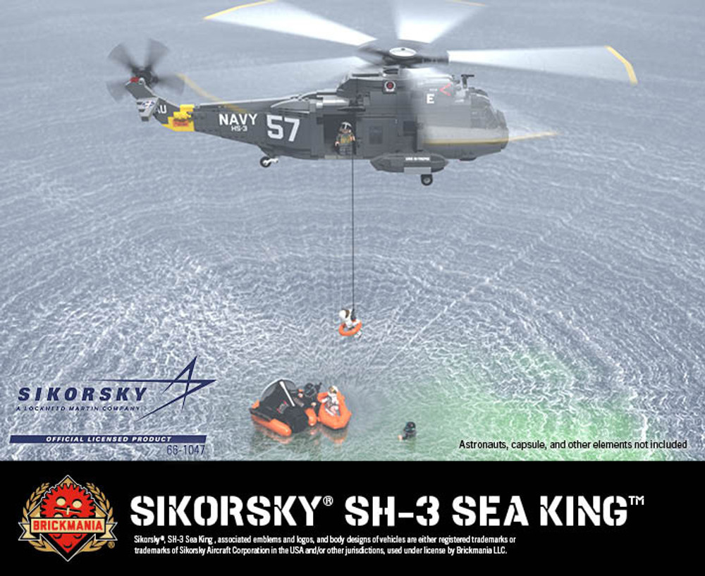 Sikorsky® SH-3A Sea King™ - ASW Helicopter