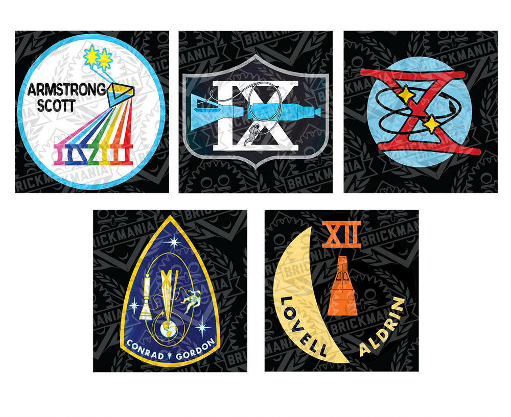 Gemini Mission Tile Pack