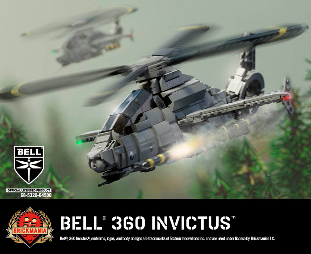 Bell® 360 Invictus™ - Future Attack Reconnaissance Aircraft
