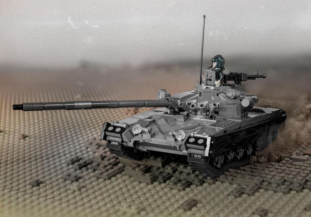 T-72a - Digital Building Instructions
