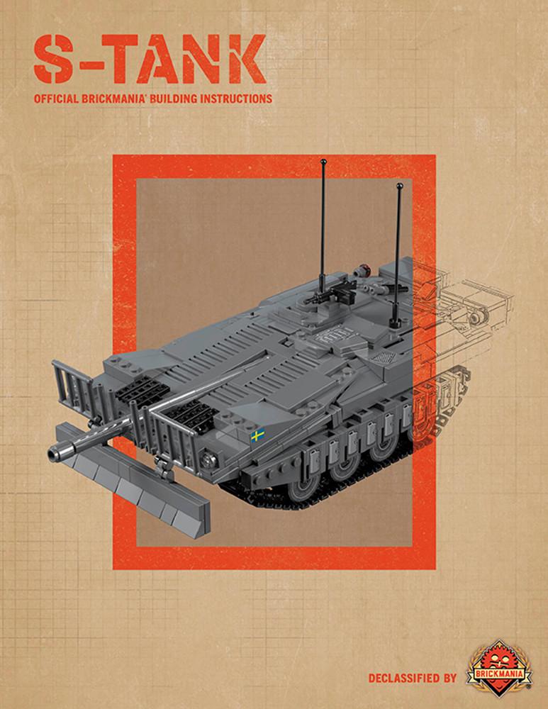 S-Tank - Digital Building Instructions