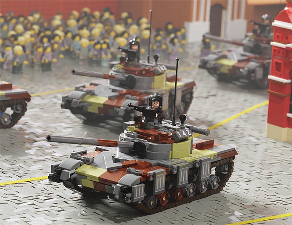 T-64A - Digital Building Instructions
