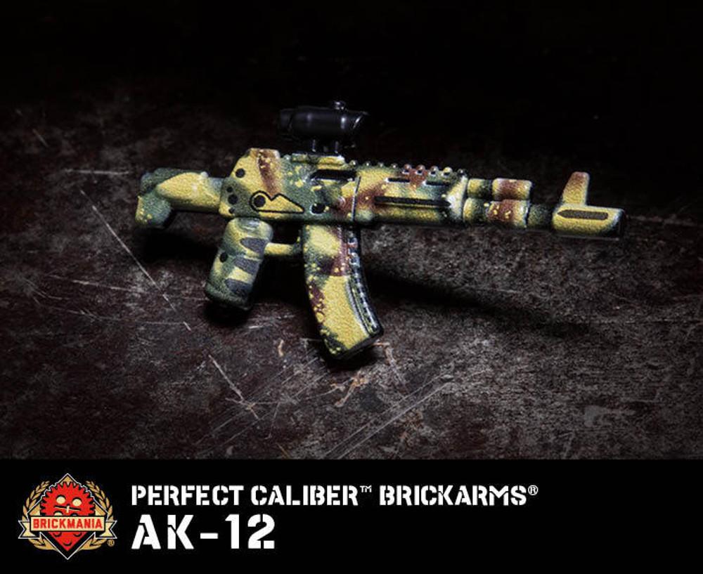 Perfect Caliber™ BrickArms® AK-12