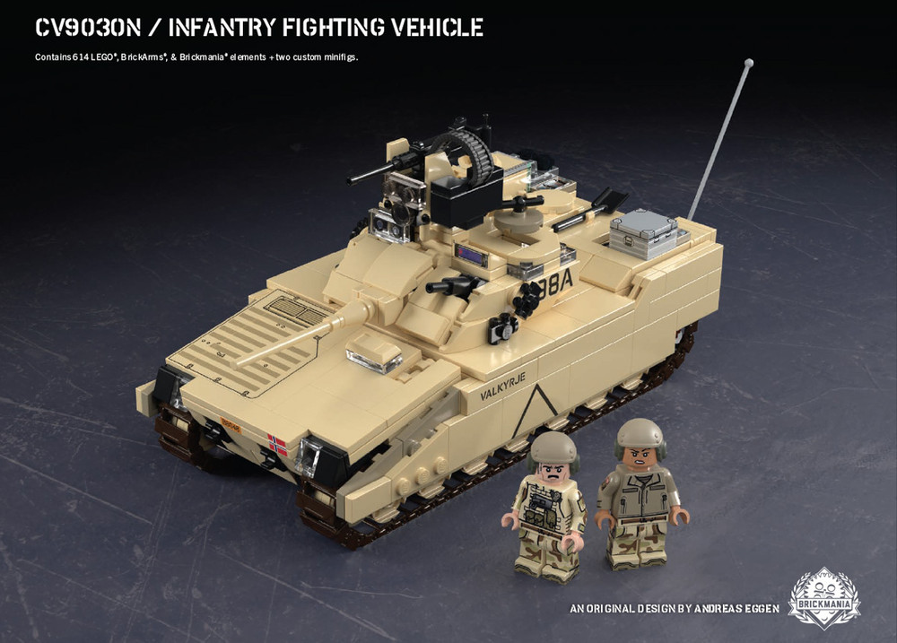 CV9030N - Infantry Fighting Vehicle
