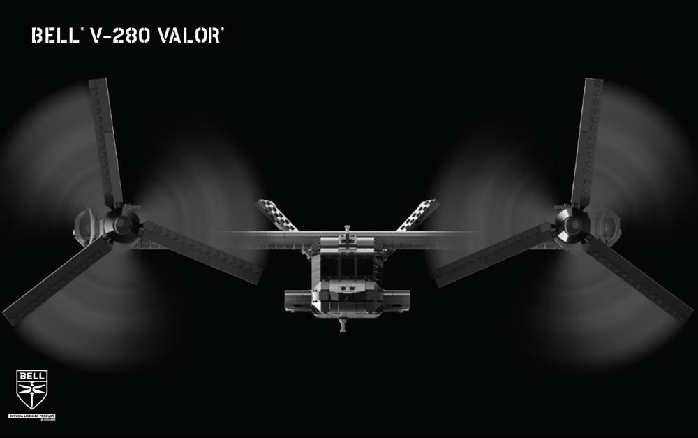 Bell® V-280 Valor® - Future Long Range Assault Aircraft