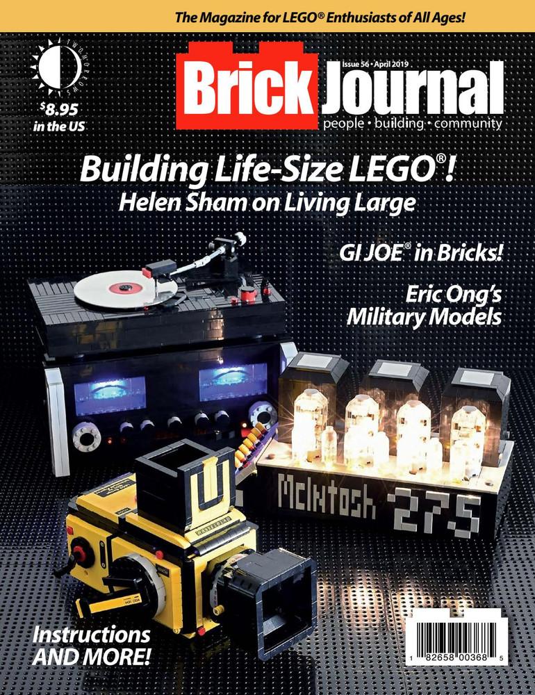 BrickJournal - Issue #56