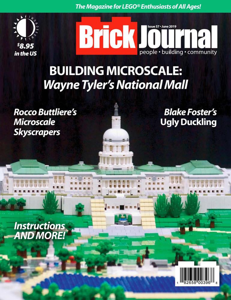 BrickJournal - Issue #57