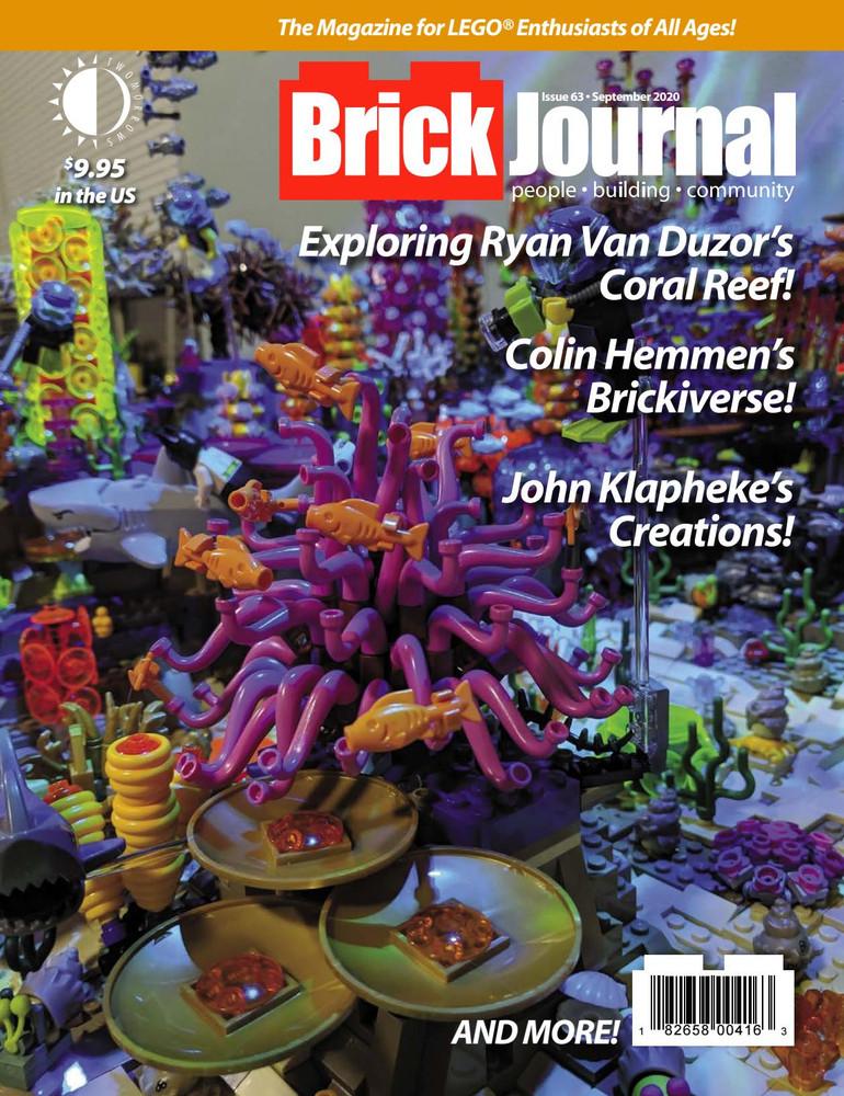 BrickJournal - Issue #63