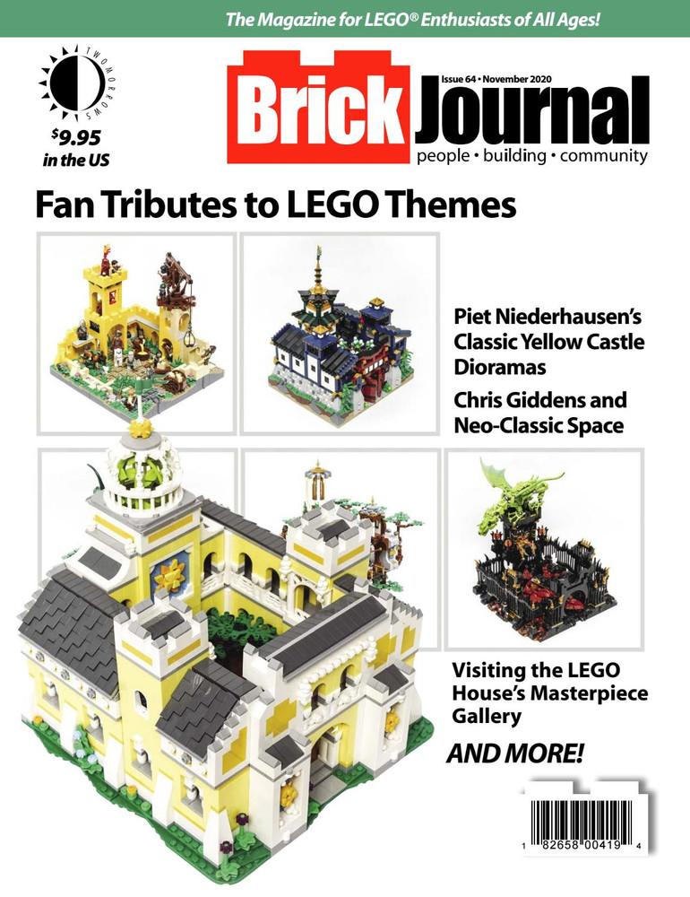 BrickJournal - Issue #64