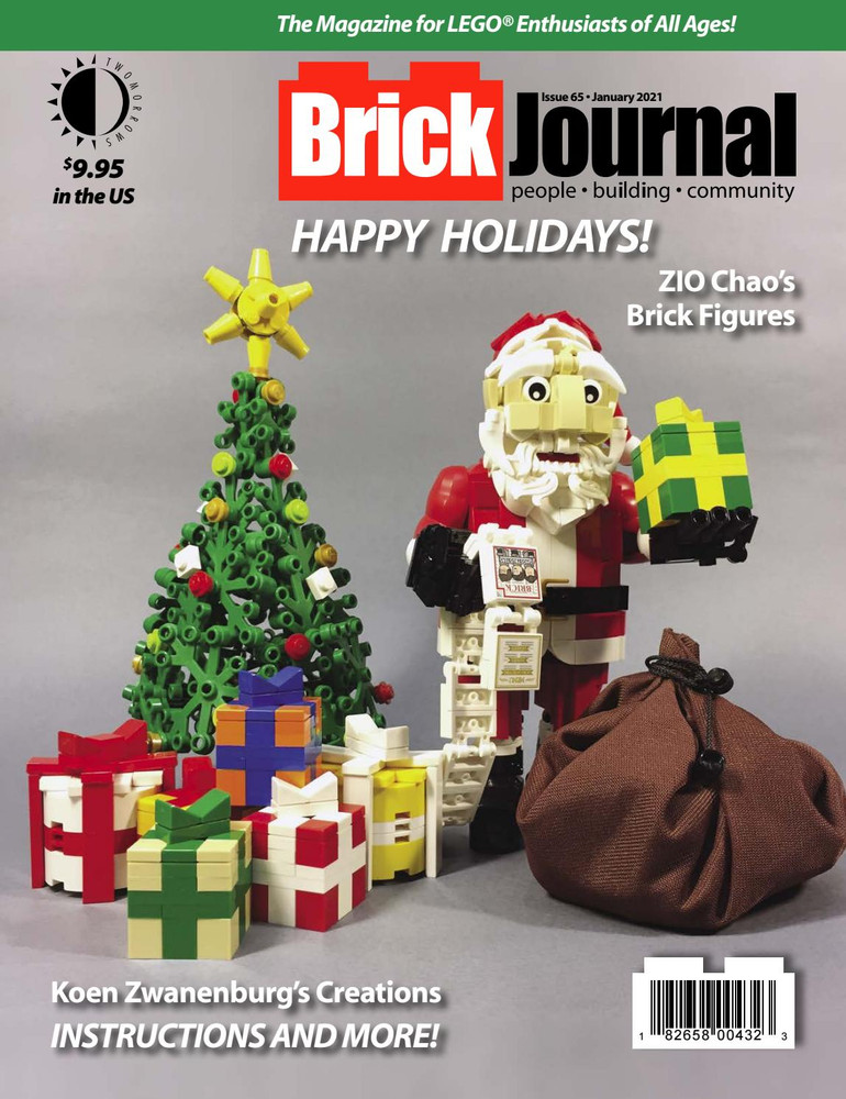 BrickJournal - Issue #65