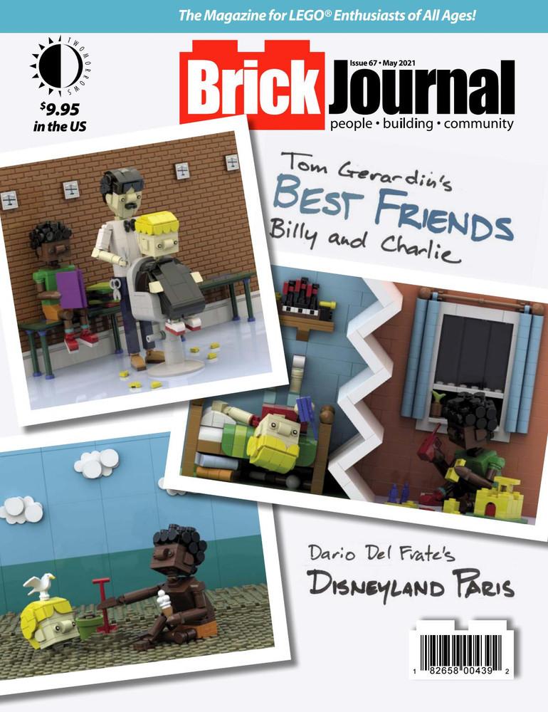 BrickJournal - Issue #67