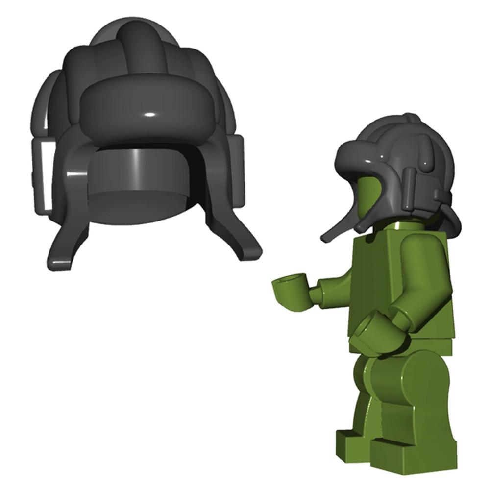 BrickWarriors Soviet Tanker Helmet