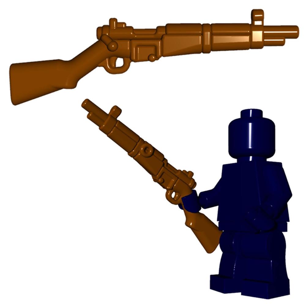 BrickWarriors French Rifle