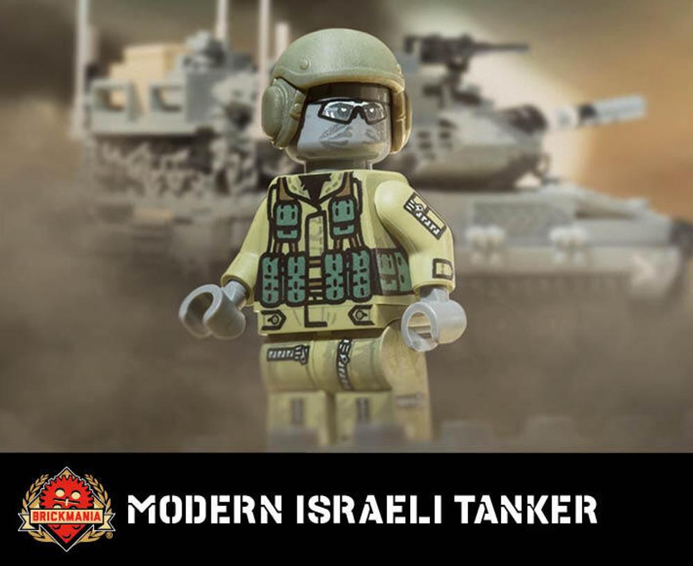 Modern Israeli Tanker V2