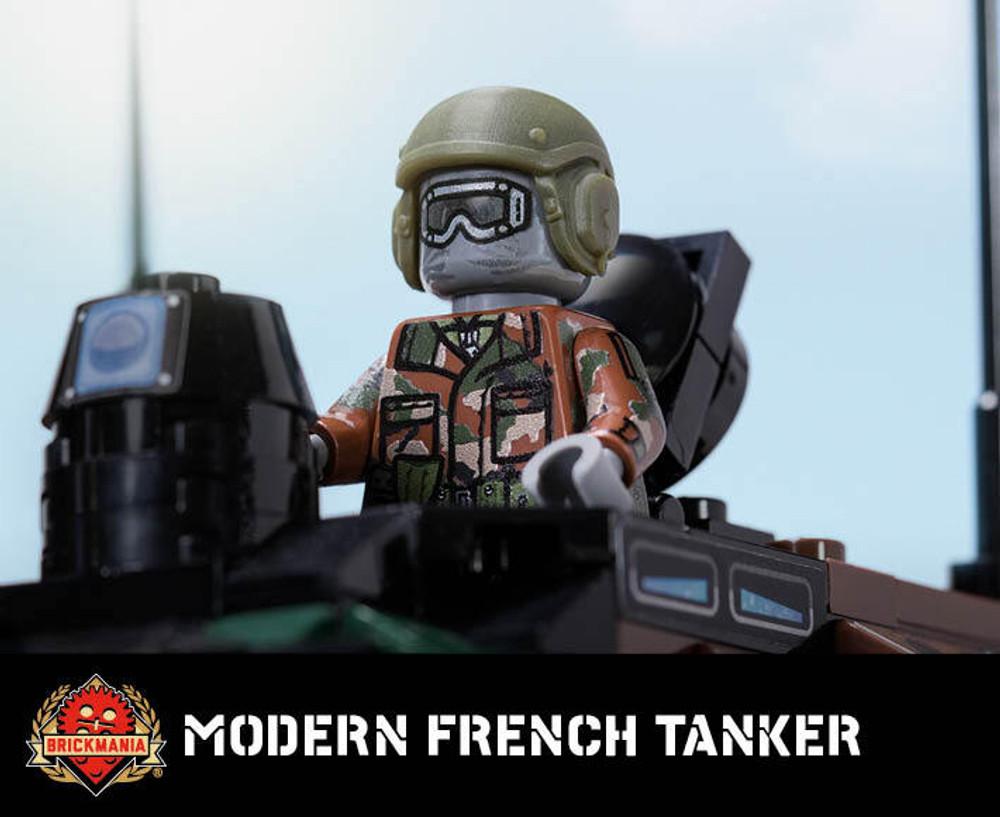 Modern French Tanker V2