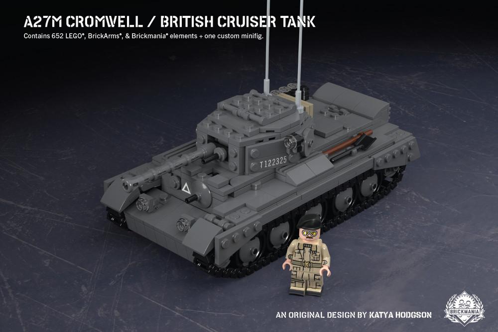 A27M Cromwell - British Cruiser Tank