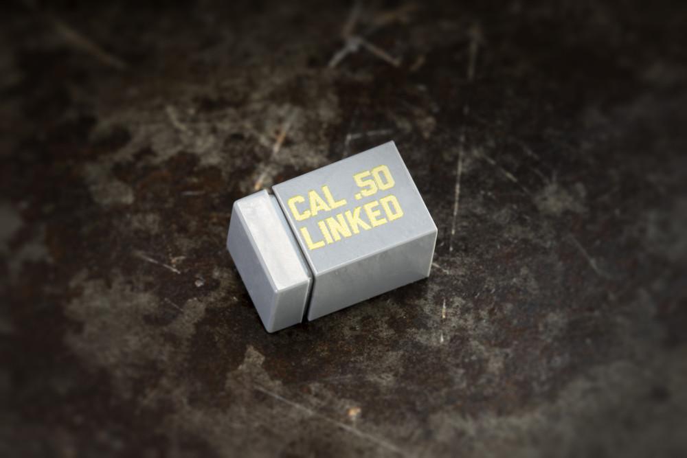 .50 Cal. Ammo Box - 1x1 Printed Brick