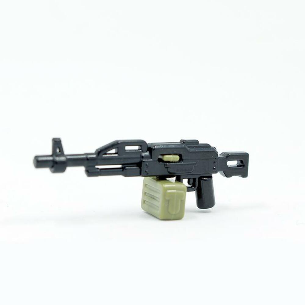 BrickArms® PKP W/ AMMO CAN (BLACK & OLIVE)