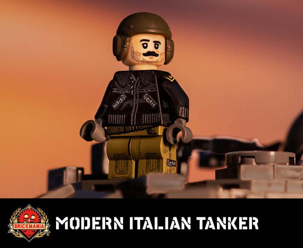 Modern Italian Tanker V2