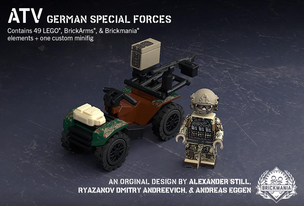 ATV - German Special Forces