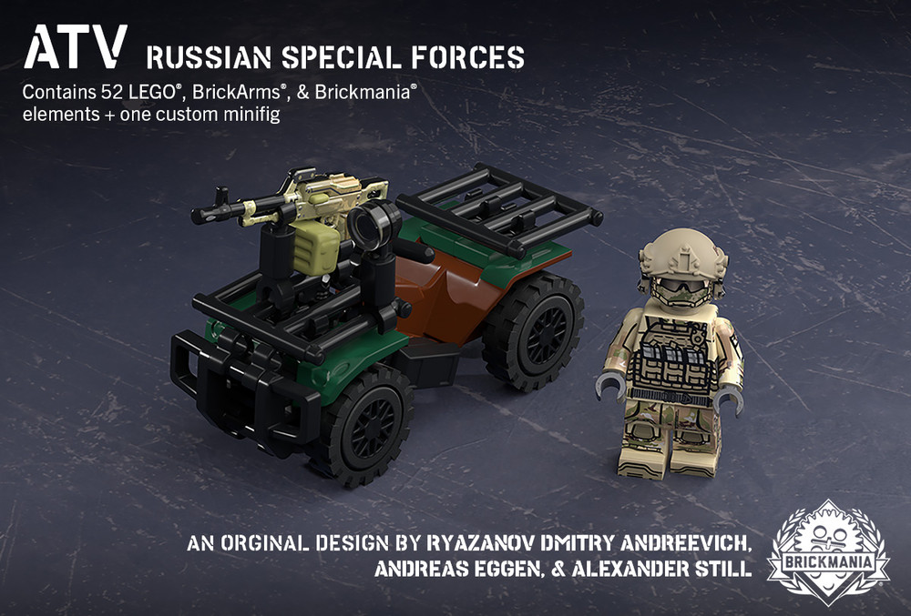 ATV - Russian Special Forces