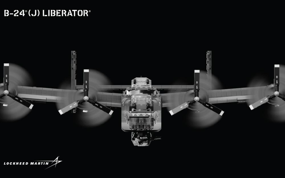 B-24® (J) Liberator® - Strategic Heavy Bomber