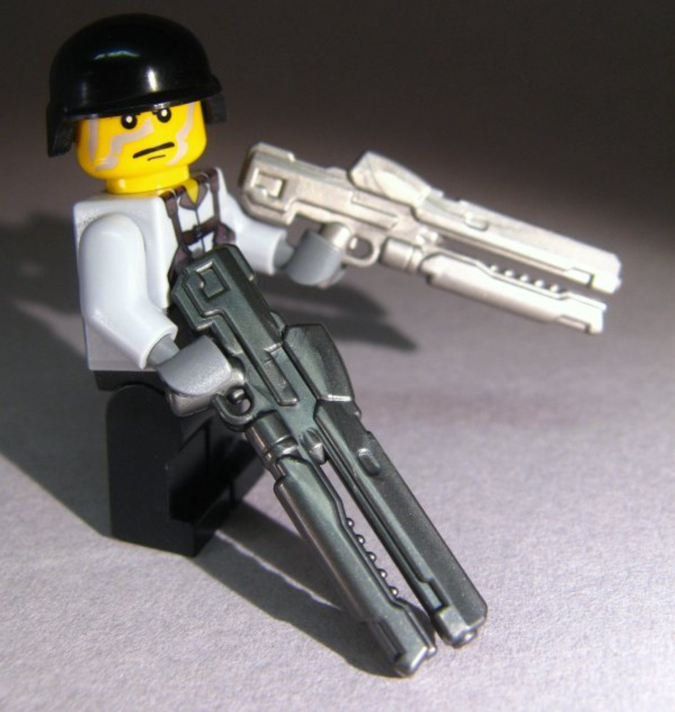BrickArms Experimental Railgun (XRG)