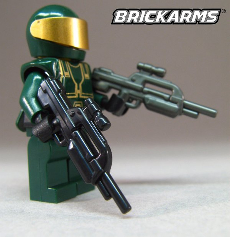 BrickArms® Experimental Battle Rifle #3 (XBR3)