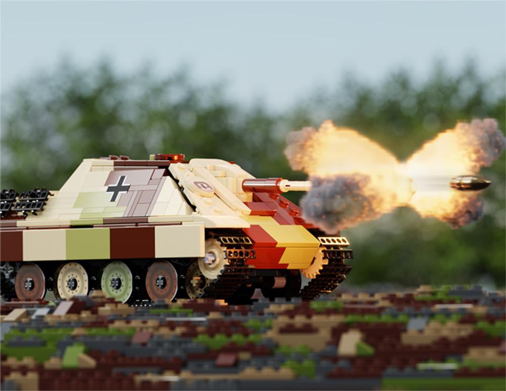 Jagdpanther (BKE2251) - Sticker Pack