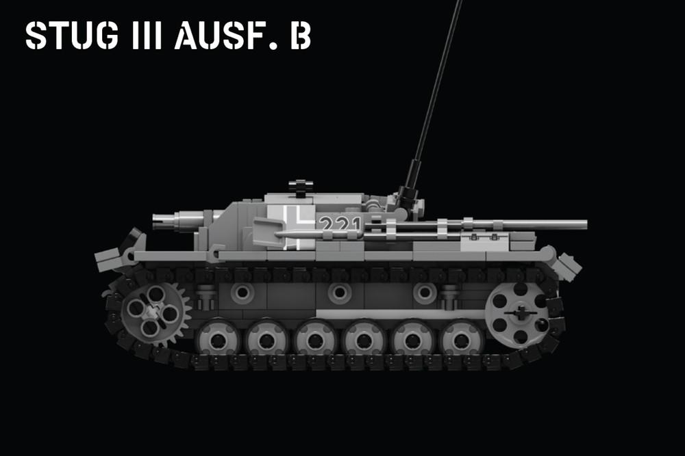 StuG III Ausf. B - German Assault Gun