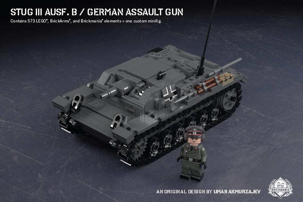 BStuG III Ausf B