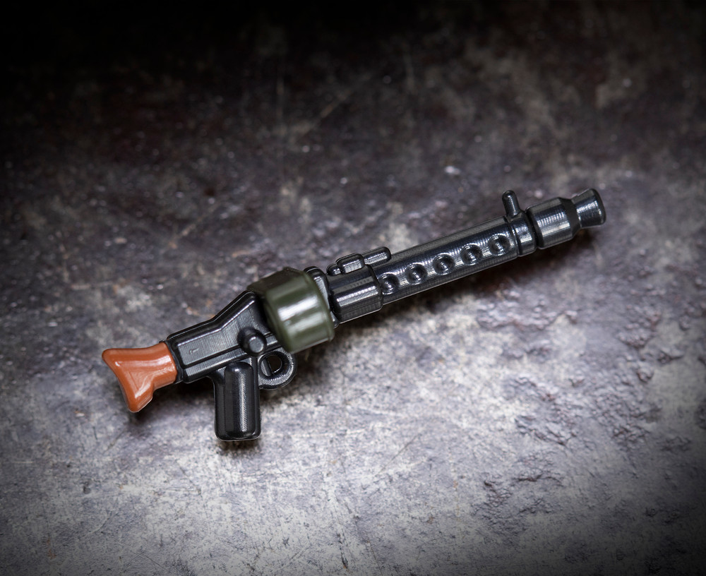 BrickArms® MG34 w/Saddle Drum Reloaded