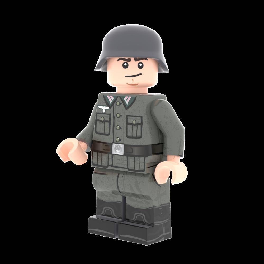 SdKfz 10 with Flak 30