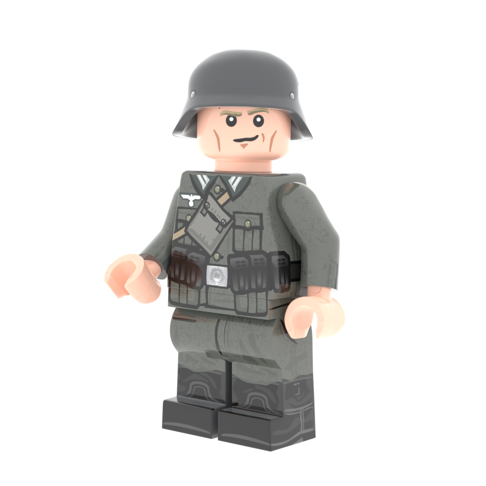 Barbarossa German Rifleman Minifig of the Month