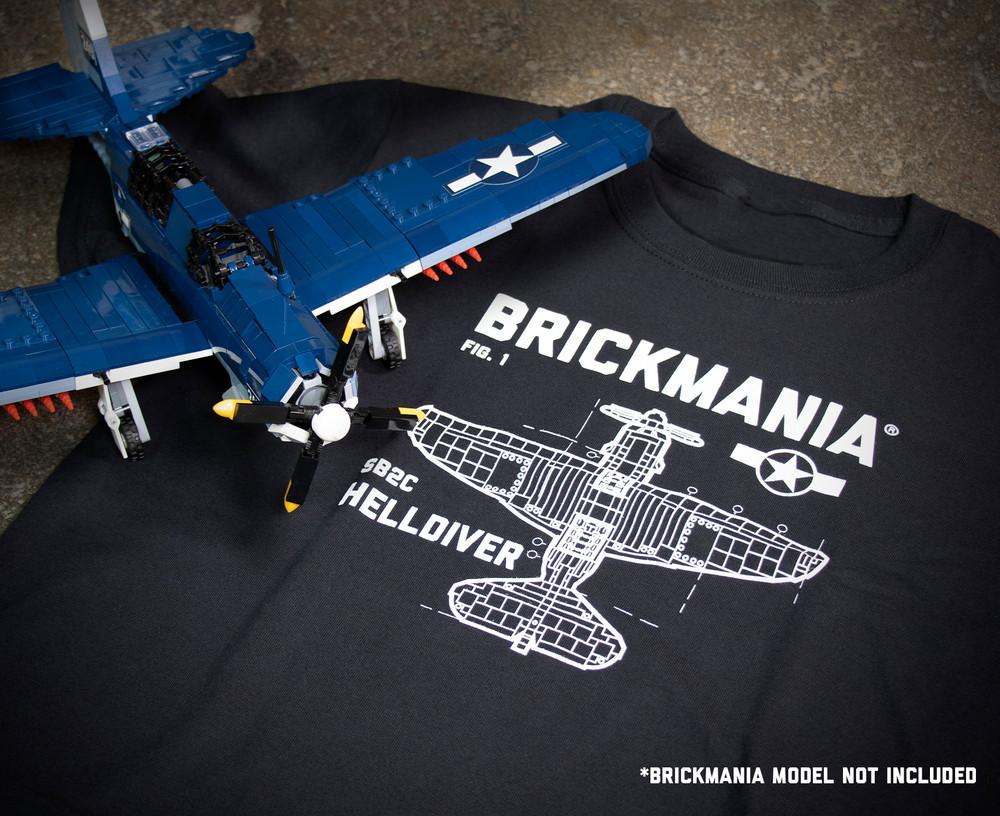 SB2C Helldiver - T-Shirt