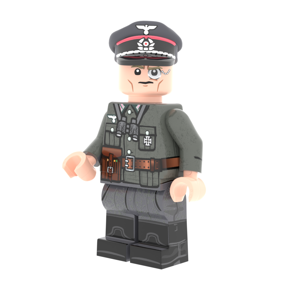Barbarossa German Officer