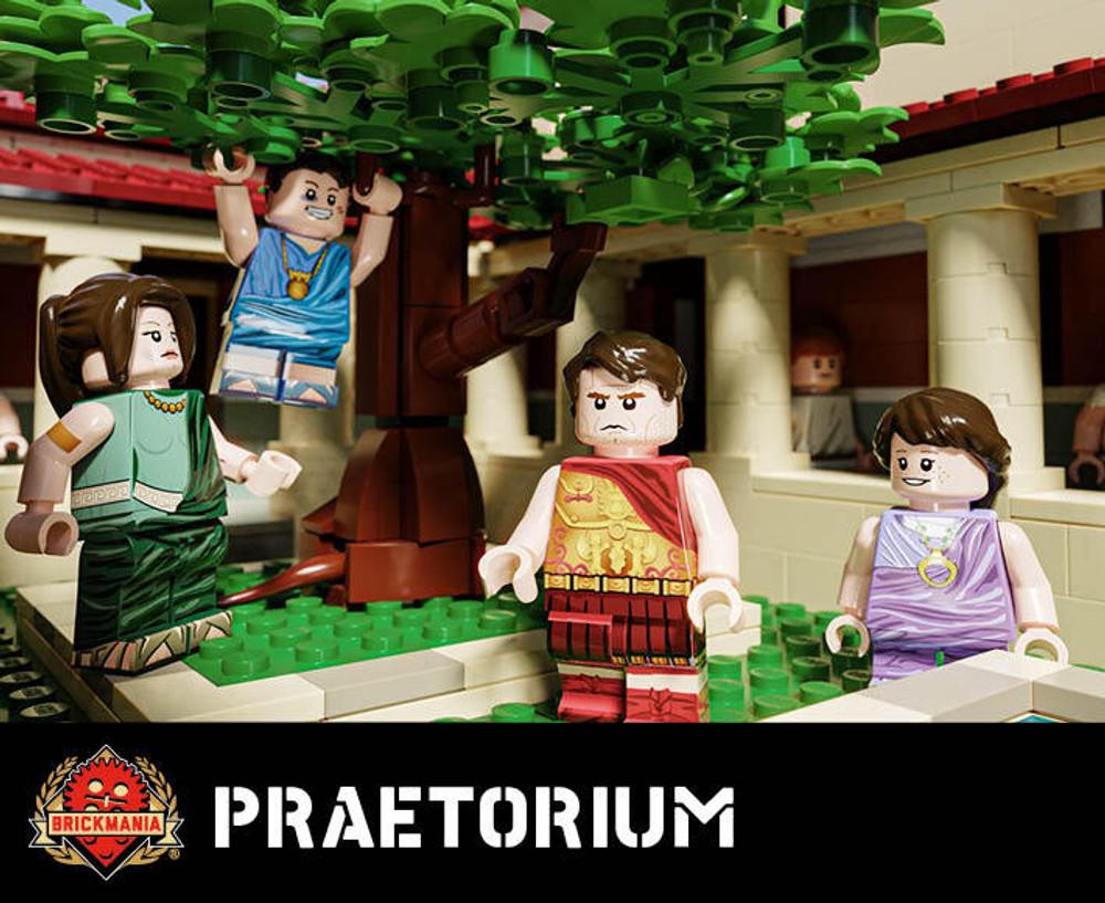 Praetorium - Roman Fort Commander's House