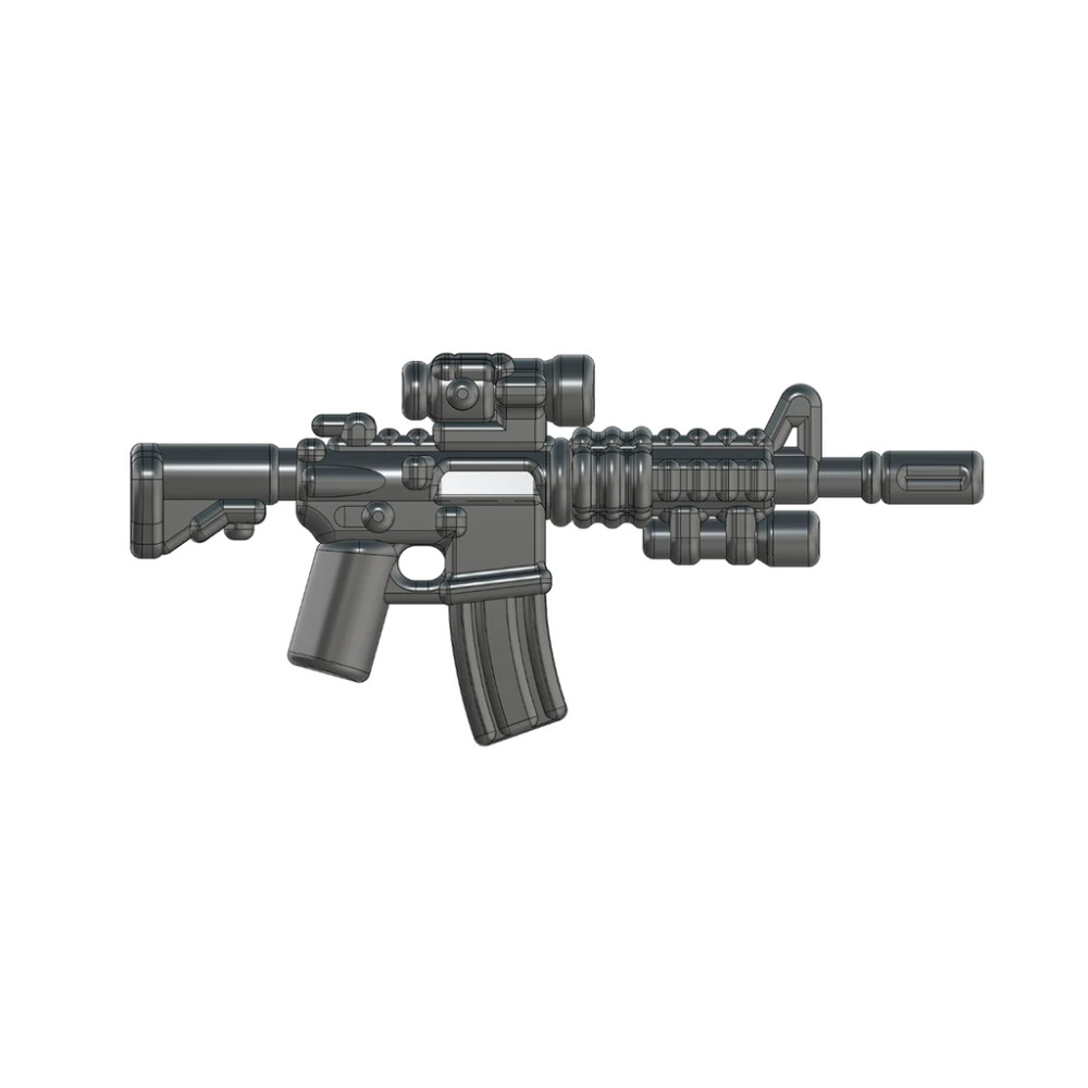 BrickArms® M4 Pro Beardo (Black)