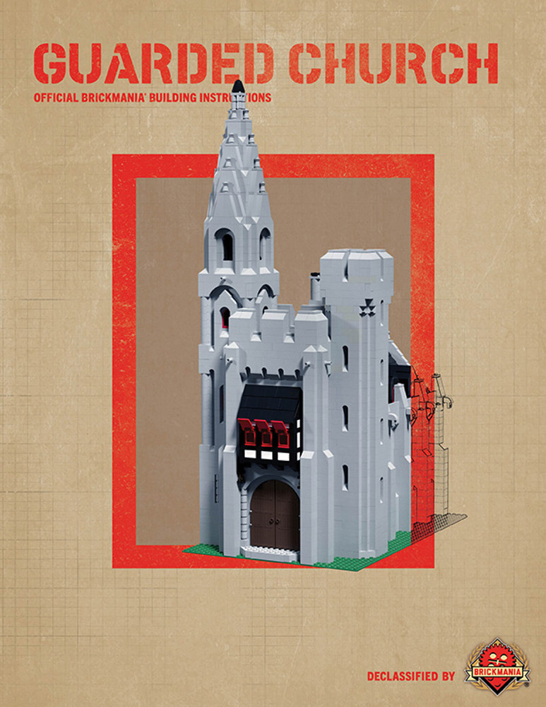 Guarded Church - Digital Building Instructions