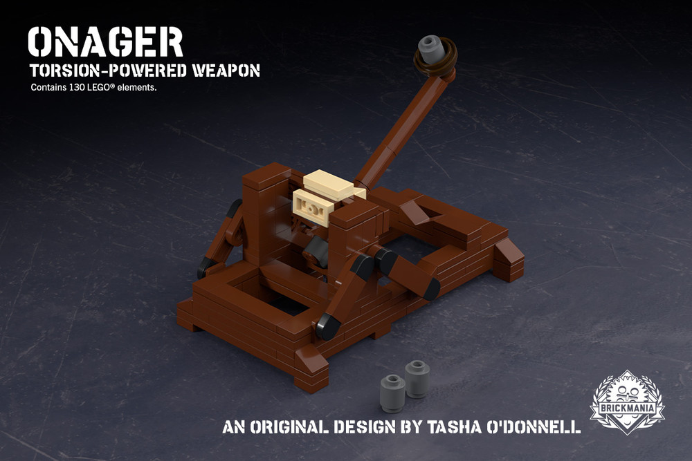 Onager – Torsion-Powered Weapon