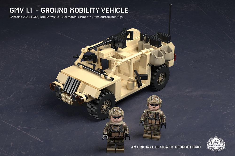GMV 1.1 - Ground Mobility Vehicle