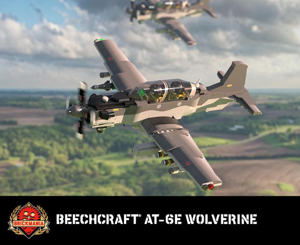 Beechcraft® AT-6E Wolverine® - Light Attack Aircraft