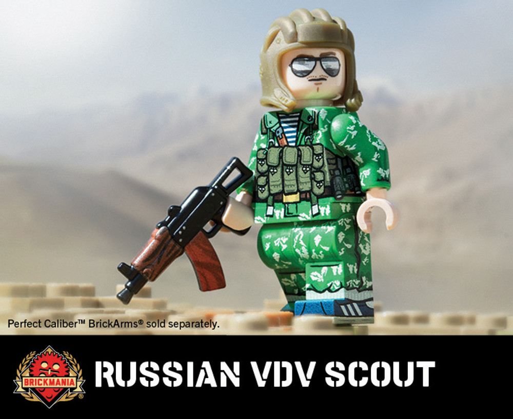 Russian VDV Scout