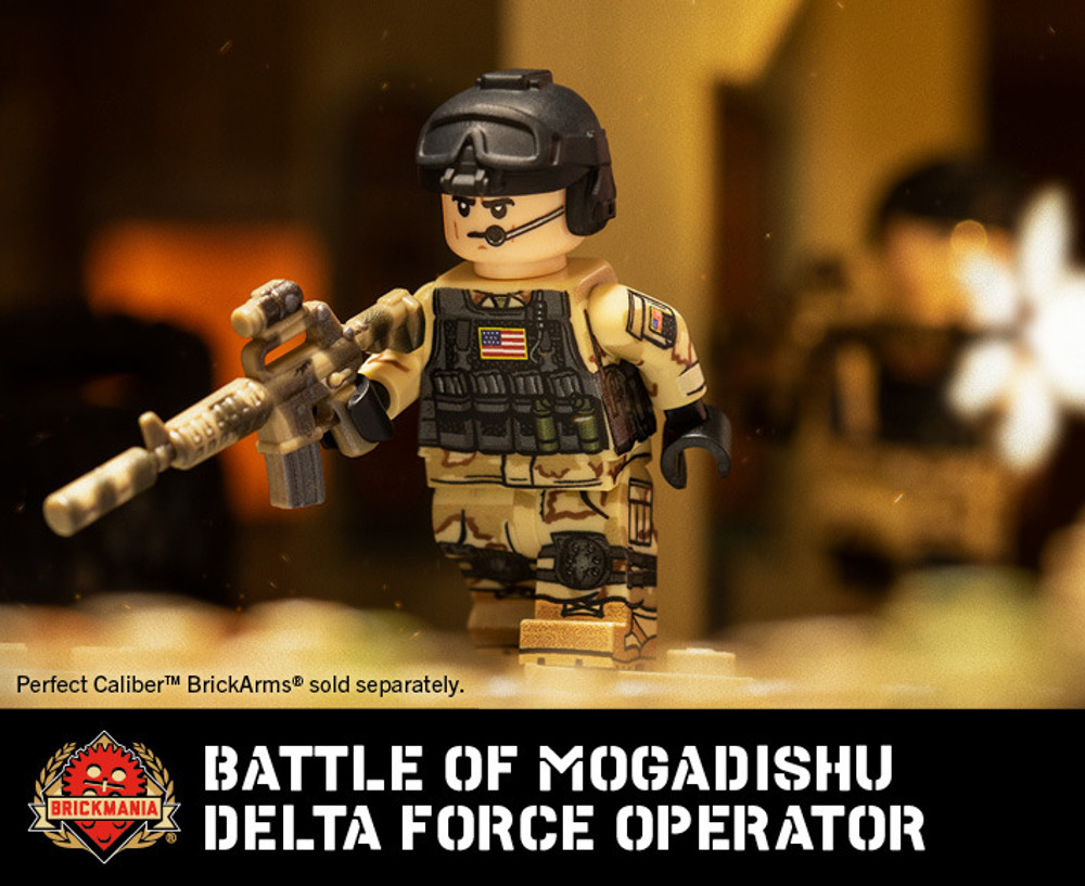 Battle of Mogadishu Delta Force Operator