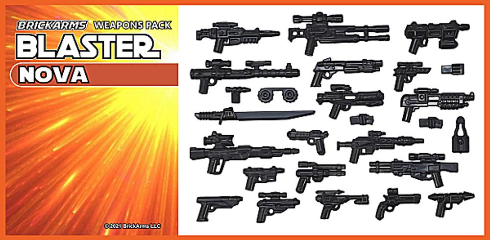 BrickArms® Blaster Pack - Nova